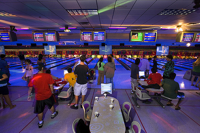Harmarville bowling